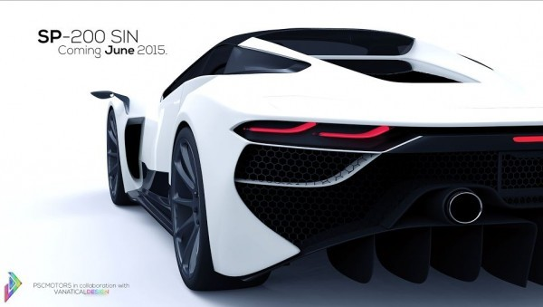 ¡Atento! PSC Motors prepara un superdeportivo de 1.700 CV que promete superar los 450 km/h