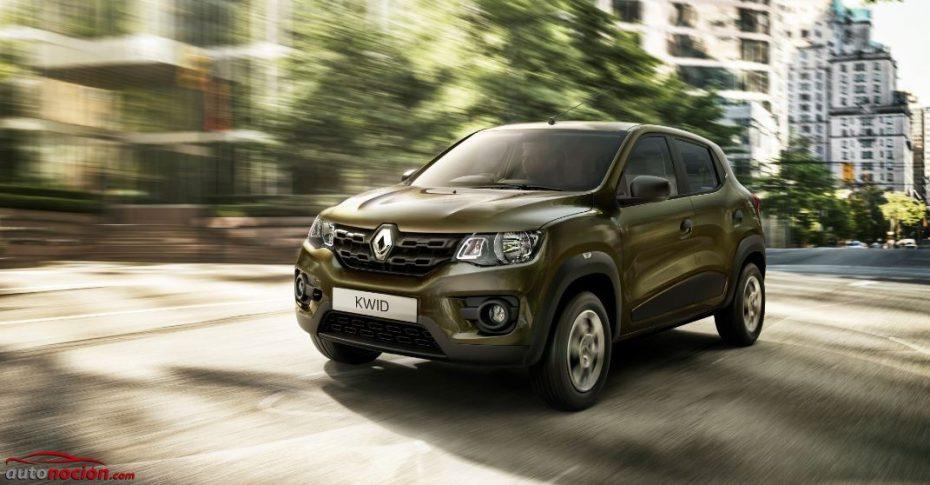 Renault KWID: La nueva apuesta Low cost partirá de los 4.213 euros y su primer destino será la India