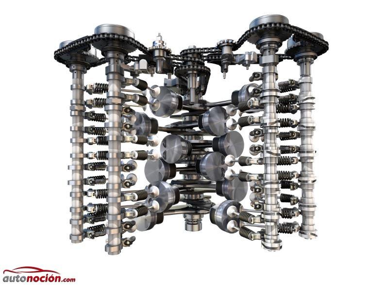 Así es el nuevo TSI W12 de 6,0 litros de Volkswagen: 608 cv y 900 Nm de par para las berlinas de representación