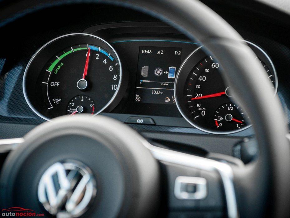Ahora el Volkswagen Golf GTE supera en cifras al GTI