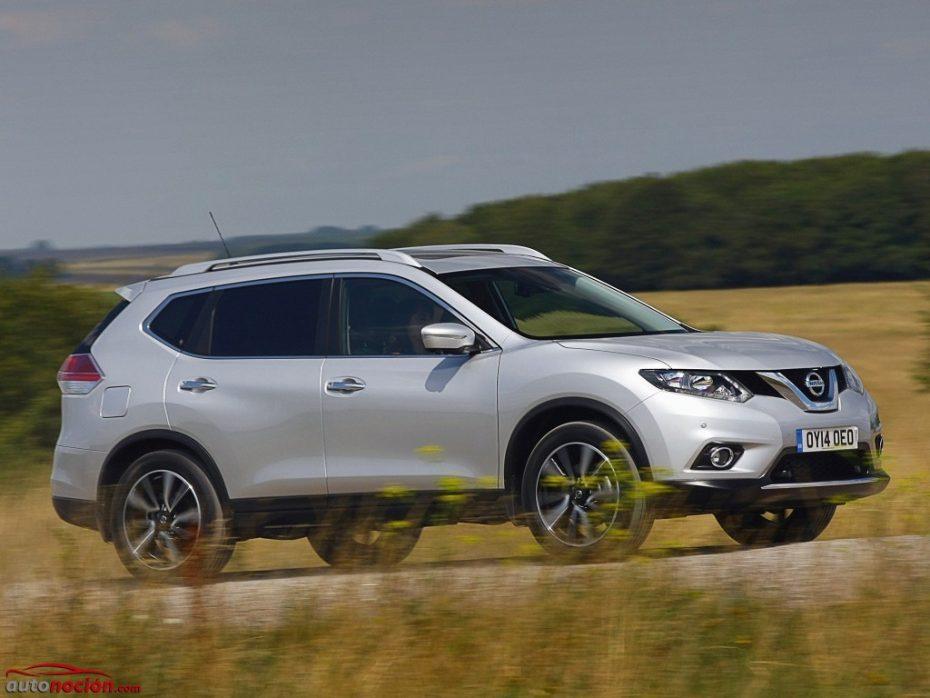 La renovación del Nissan X-Trail llegará en 2017: Lo mejor será el nuevo dCi con 190 CV
