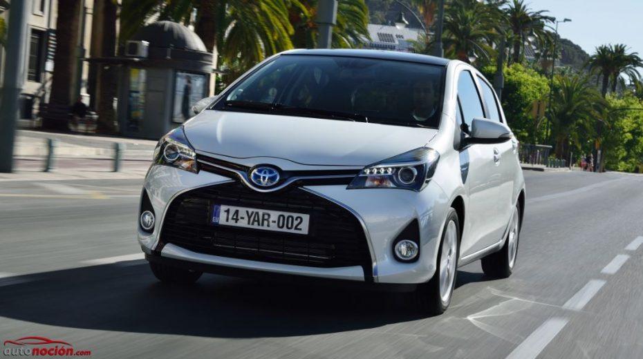 El Toyota Yaris hybrid Active con Pack Look ahora desde 14.990 euros y muy bien equipado
