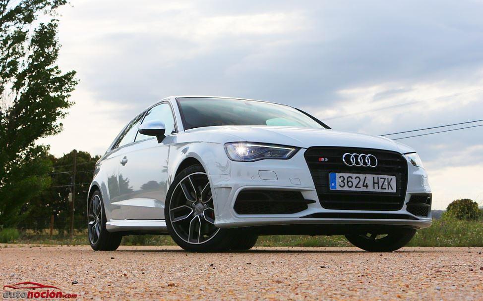 Prueba Audi S3 2.0 TFSI quattro S tronic: 300 CV y un 0 a 100 km/h en 4,8 segundos