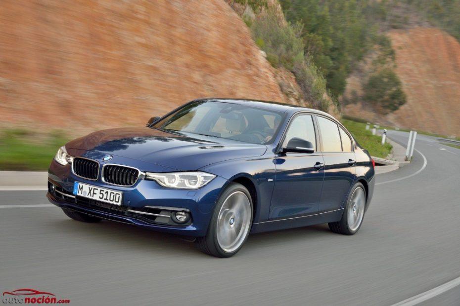Aquí está el renovado BMW Serie 3; tres cilindros y mayor eficiencia para la berlina alemana