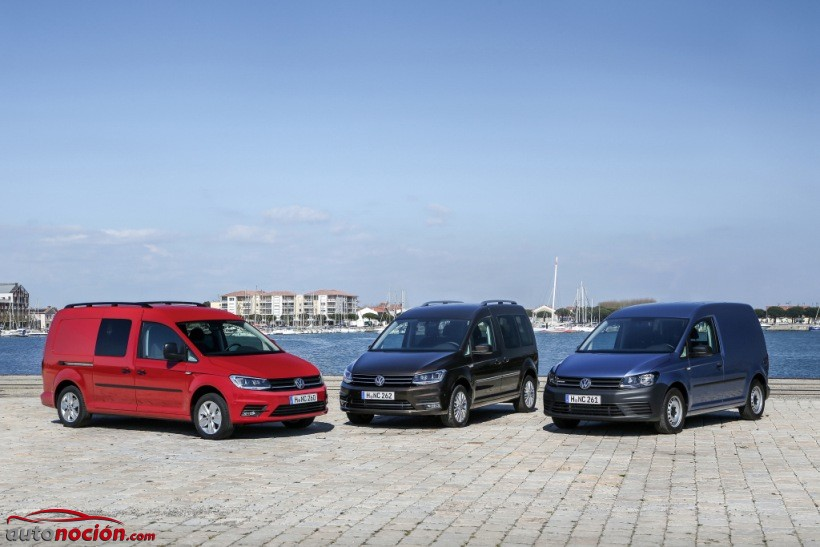 Ya puedes reservar el renovado Volkswagen Caddy en España: La cuarta generación ya está aquí