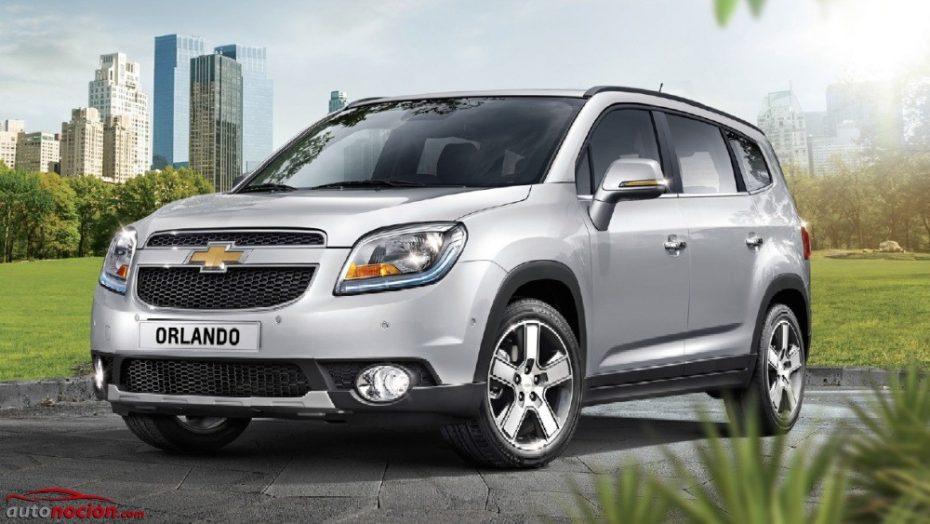 Así es el renovado Chevrolet Orlando que no podremos comprar en España: Más equipamiento de seguridad y estética actualizada