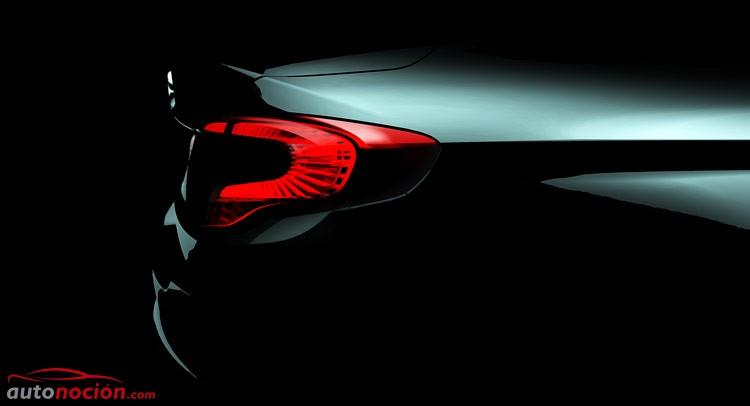Fiat presentará a finales de mes el nuevo sedán compacto: Aquí tienes el primer teaser mostrando su trasero