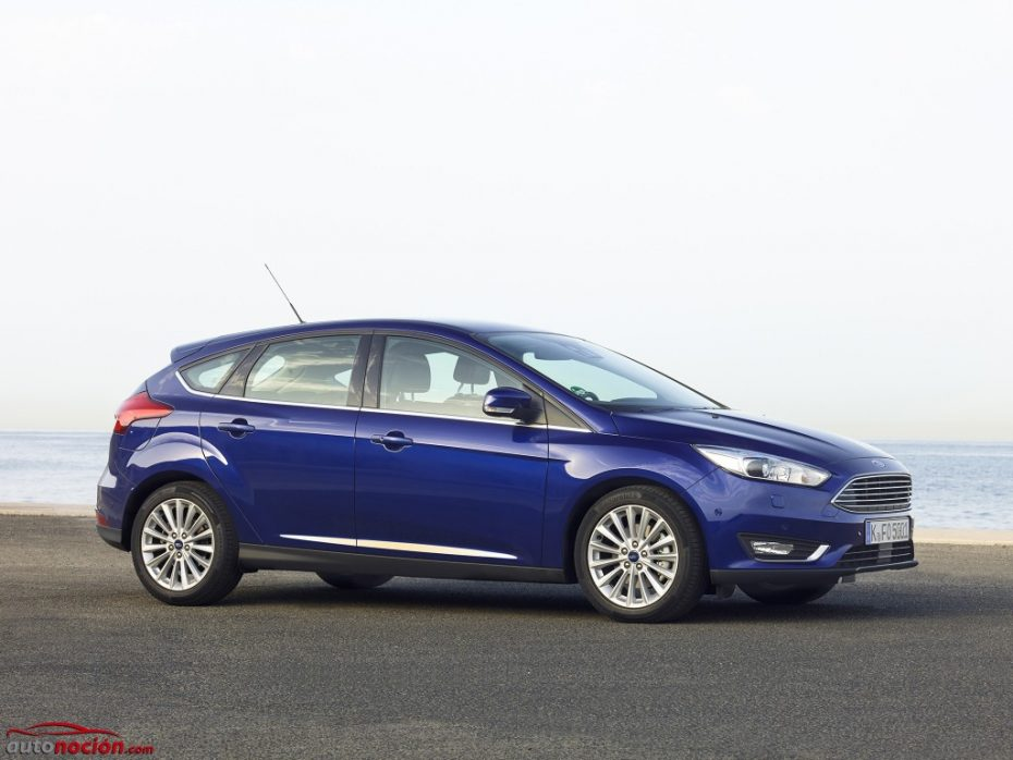 Ford actualiza la oferta del Focus con nuevas combinaciones mecánicas