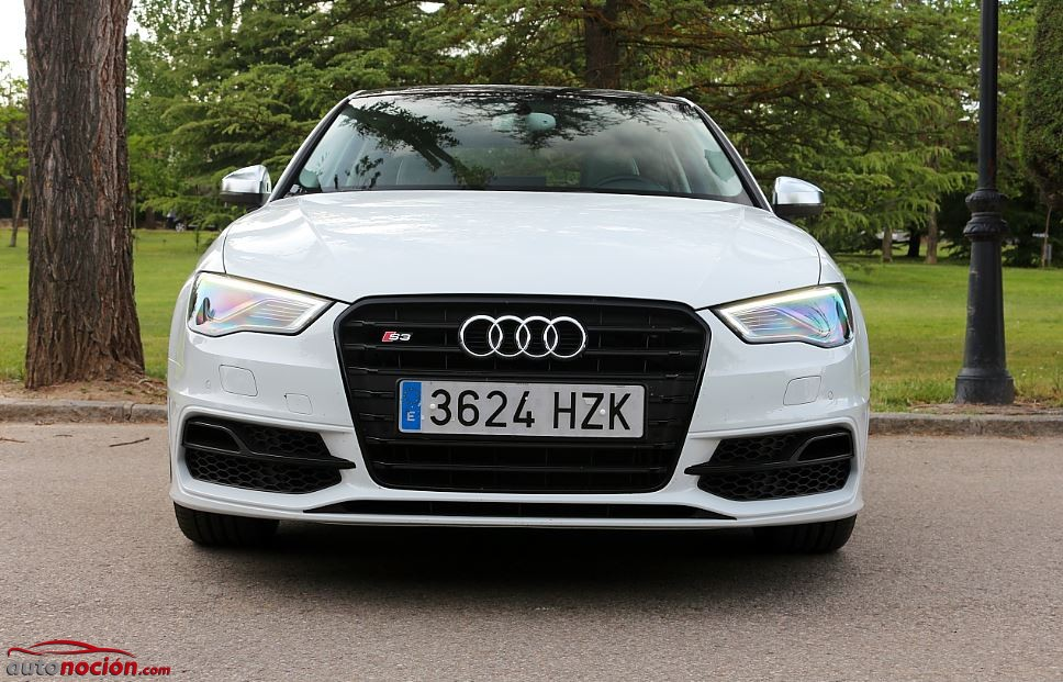 frontal audi s3
