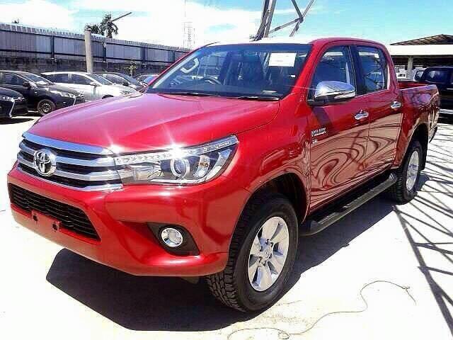 Se filtra el nuevo Toyota Hilux horas antes de su debut oficial: Primeros detalles