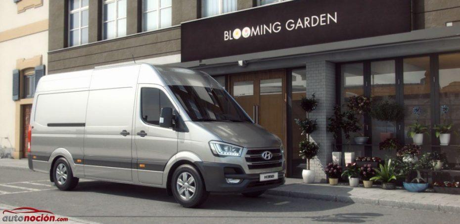 El Hyundai H-350 llegará a España en septiembre: desde unos 25.400 € con un motor diésel de 150 CV