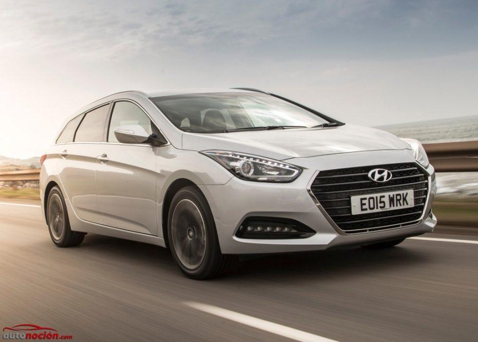 Todos los precios del renovado Hyundai i40: Ahora con caja de doble embrague y siete velocidades