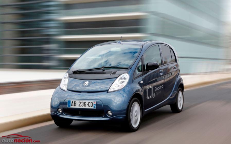 Peugeot rebaja el iOn: El 100% eléctrico con 150 km de autonomía ahora desde 16.490 euros