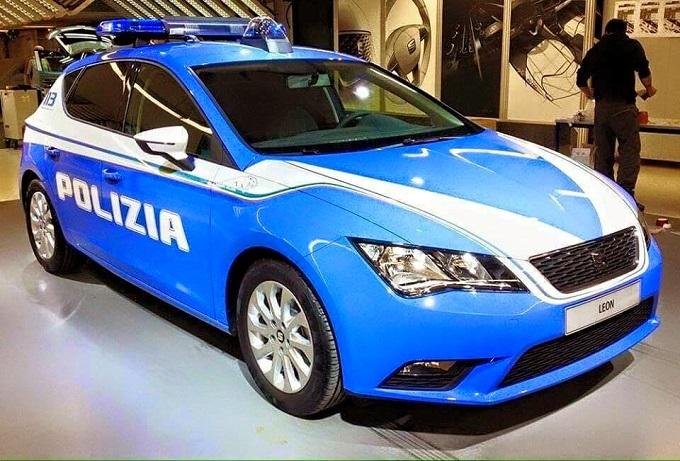 Finalmente el SEAT León será el coche de la Polizia y Carabinieri: Hasta 4.000 unidades podrían entregarse