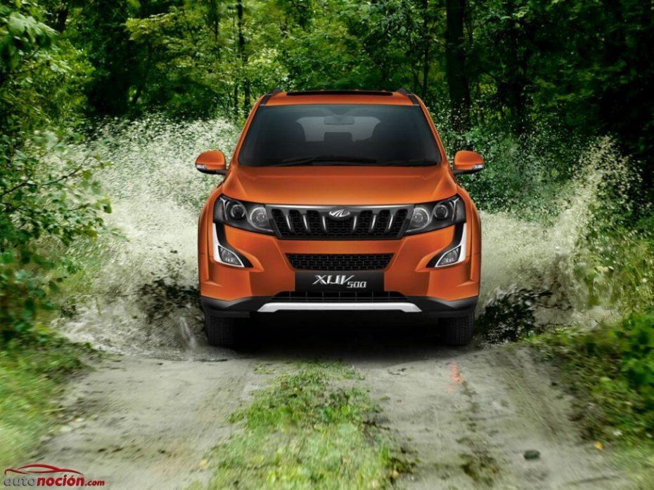 Nuevo Mahindra XUV500: El SUV indio recibe cambios importantes y lo verás también en España