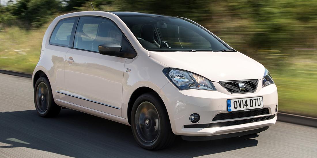 Nueva gama SEAT Mii ya a la venta: Más acabados para el urbano