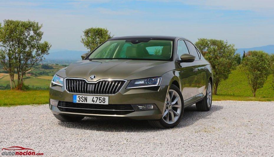 Contacto Nuevo Škoda Superb 1.4 TSI 150 CV ACT STYLE: El líder en relación calidad-precio ya tiene nombre