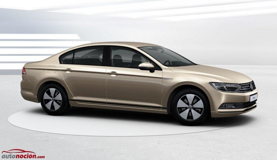 Ya es oficial: Nuevo Volkswagen Passat BlueMotion, 3,7 L/100 y 95 g/km de CO2