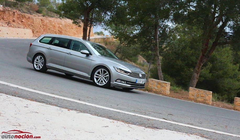 Prueba Volkswagen Passat Variant Sport 2.0 TDI 150 cv DSG6: El familiar de los familiares…