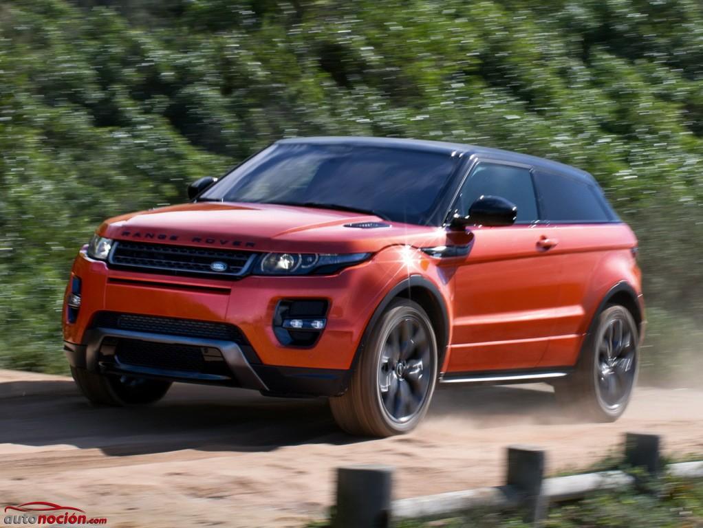 El Range Rover Evoque estrena motores diésel: Todos los precios de la nueva gama