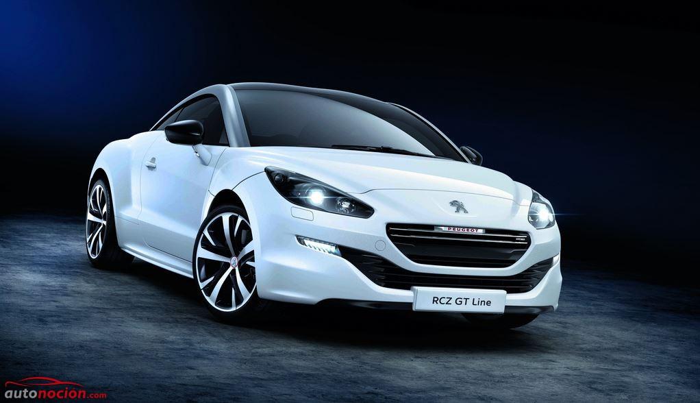 Peugeot ofrece el RCZ 1.6 THP 200 GT Line desde 33.900 euros: Una buena oportunidad para los enamorados del modelo