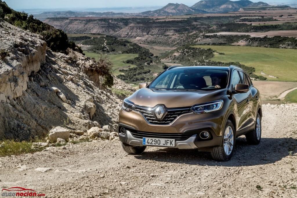 Dossier: Los SUVs más demandados en España durante el primer semestre
