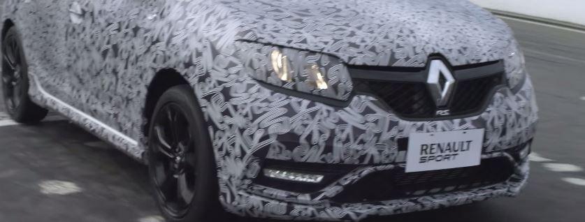 El Renault Sandero R.S. ataca de nuevo: Segundo teaser de lo último de Renault Sport