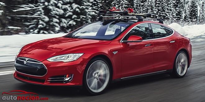 Reuters dice que Tesla pierde más de 3.600 euros en cada Tesla Model S…
