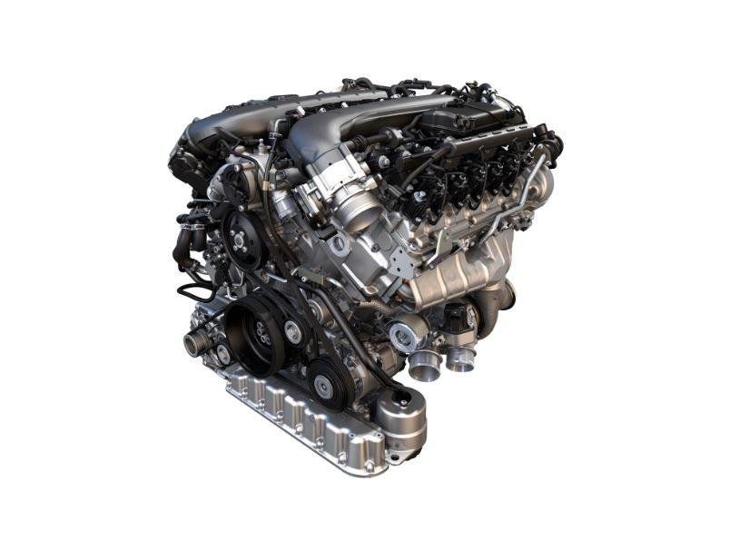 El nuevo W12 6.0 TSI twin-turbo se montará en la Crème de la Crème del Grupo alemán
