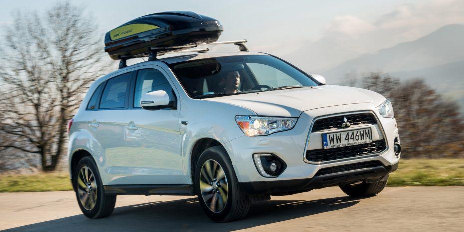 El Mitsubishi ASX estrena motor diésel: Ahora más ahorrador que nunca