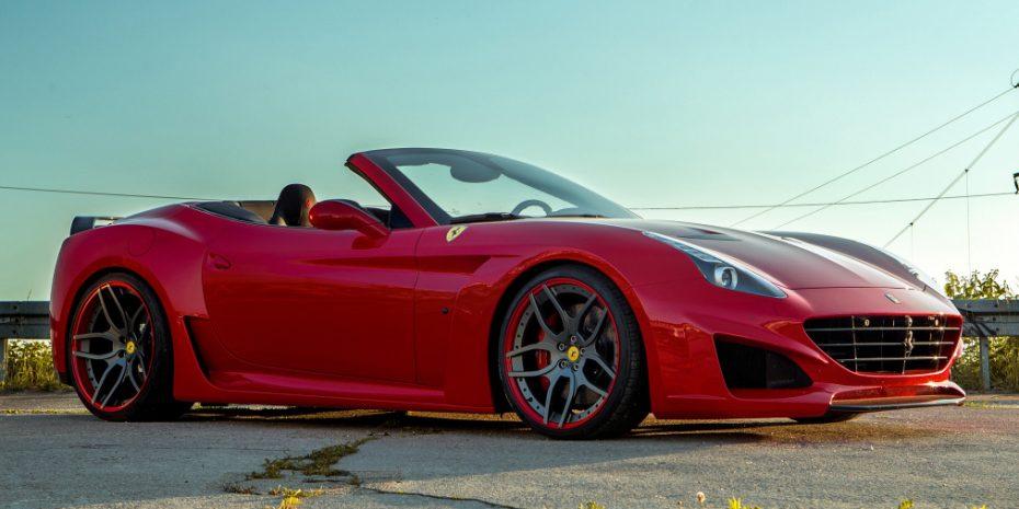 El Novitec Rosso California T N-Largo te dejará con la boca abierta: 668 CV y una estética más agresiva