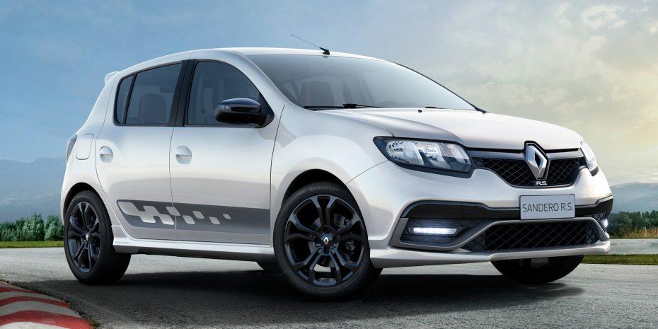 Ya es oficial: Nuevo Renault Sandero RS, 150 CV de deportividad low-cost