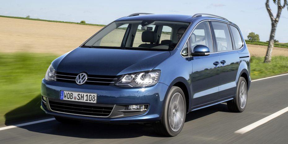 El renovado Volkswagen Sharan llega a los concesionarios: Disponible desde 32.820 €