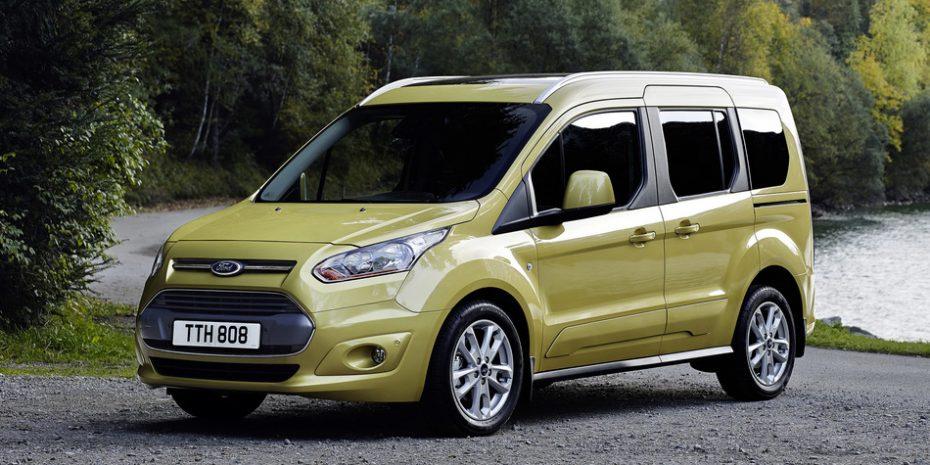 Ford introduce mejoras en el Tourneo Connect: Reducción del consumo en un 7% y mucho más equipamiento