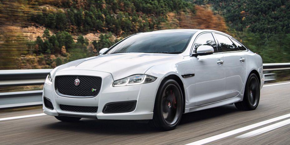 Ligera actualización para el Jaguar XJ: Hasta 550 CV de puro lujo británico
