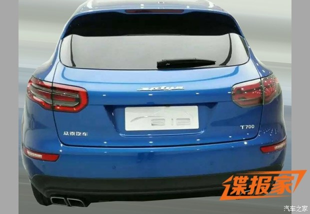 """Porsche emprenderá acciones legales contra Zotye, aunque los que han plagiado al Macan """"se irán de rositas"""""""