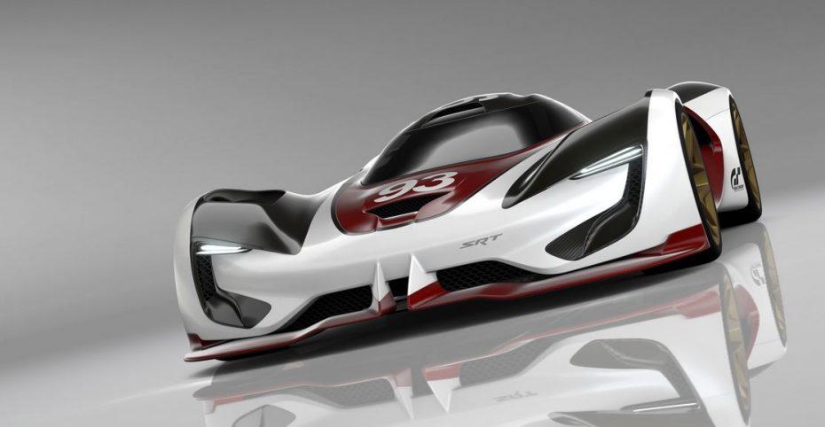 SRT Tomahawk Vision GT: Hasta 2.590 CV, grafeno y 650 km/h de punta. Porque soñar, es gratis