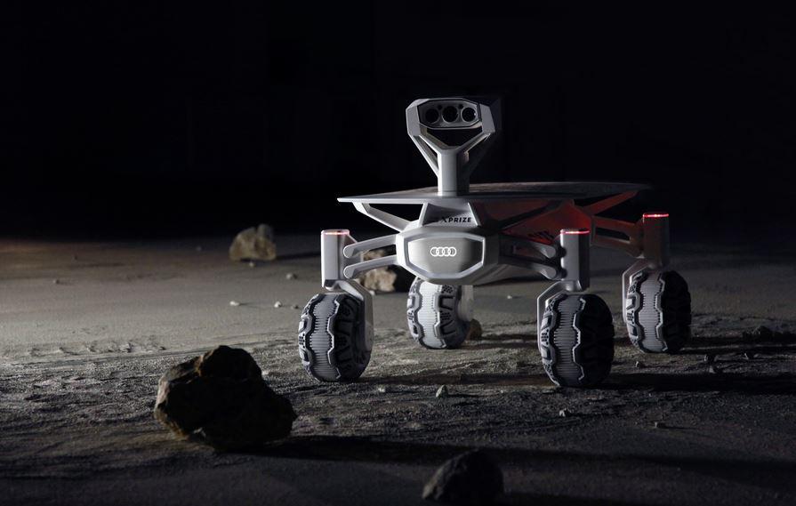 ¿Audi en la Luna?: Sí, a por el Google Lunar XPRIZE