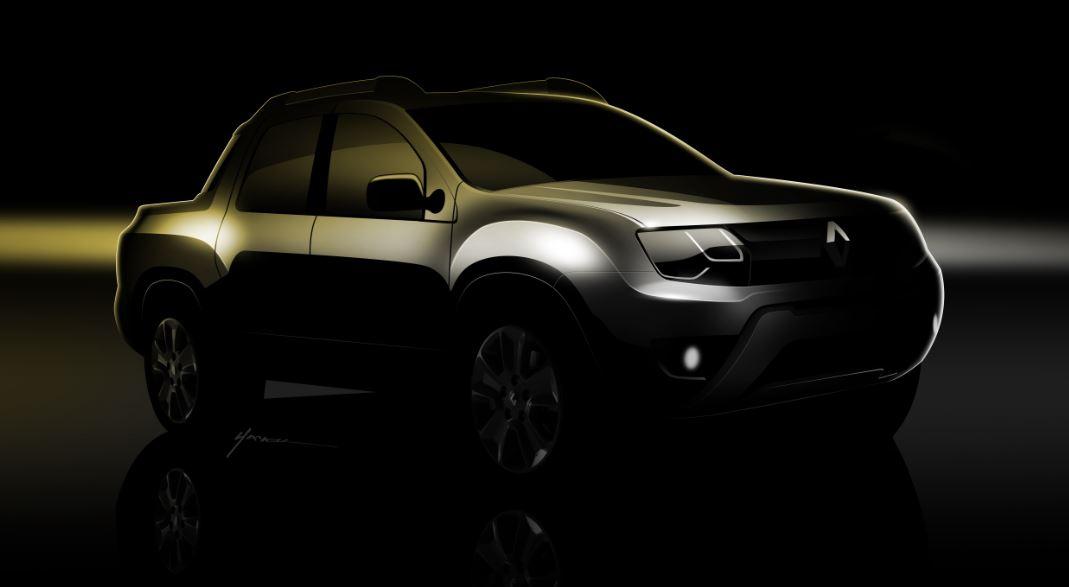 Quedan 10 días para conocer al Renault Oroch: La variante pick up del exitoso Duster