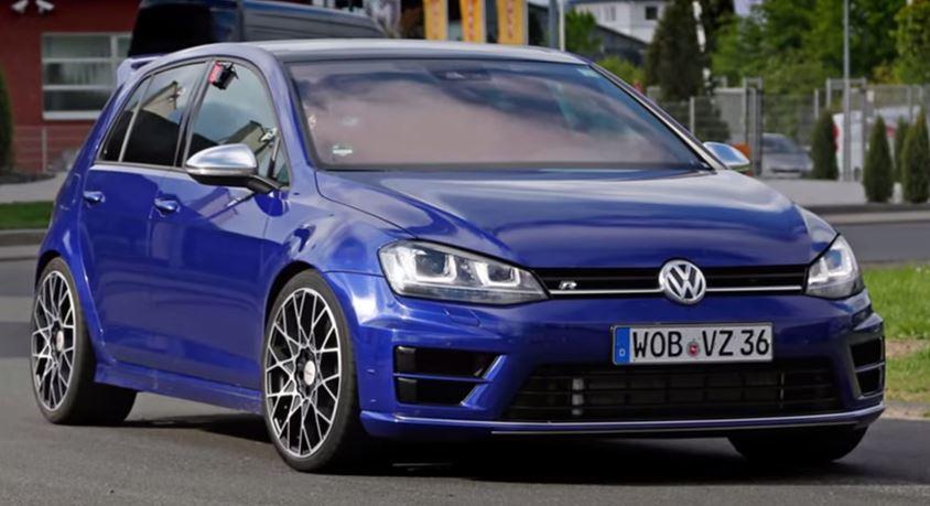 "El Súper Golf ""R420"" acelerará de 0 a 100 km/h en menos de 4 segundos"