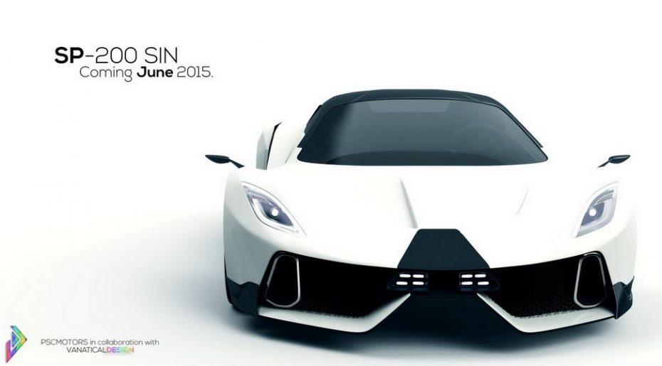 1.700 cv y unas líneas aerodinámicas creadas por un niño de 15 años: Así es las bestia de PSC Motors