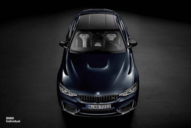 25 años de BMW Individual: Una celebración con un BMW M4 Coupé muy exclusivo…