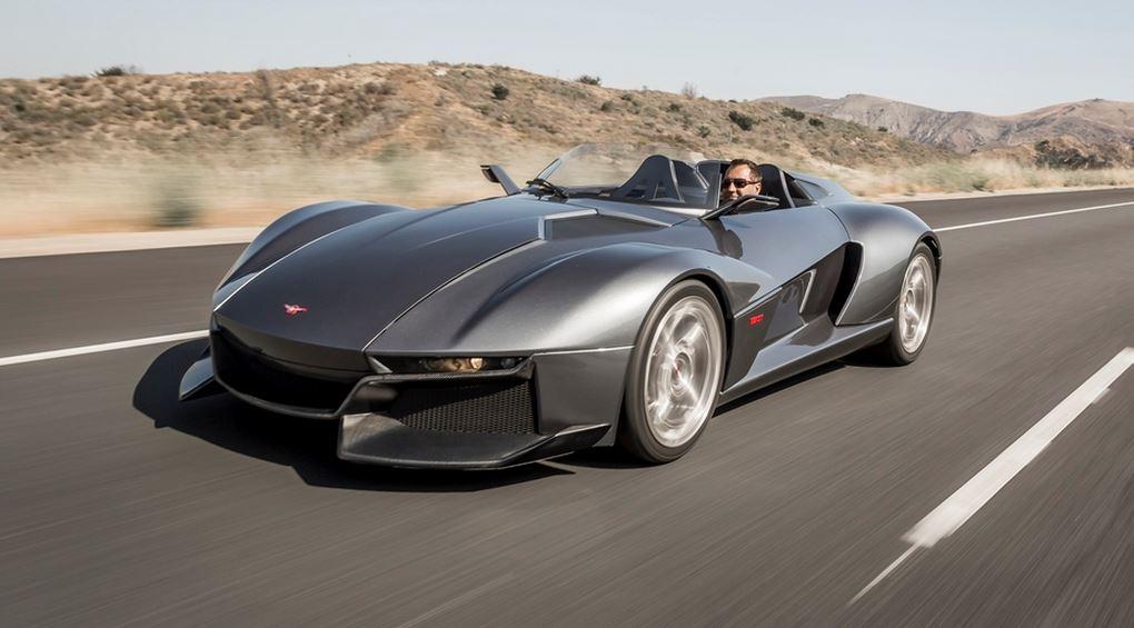 REZVANI Motor presenta The Beast: ¡Fuera ayudas electrónicas!, lo que importa aquí es el conductor