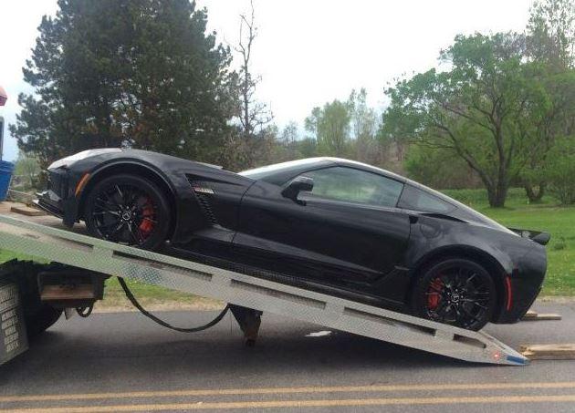 ¿Puede sugerir una extraña avería en el Corvette Z06 el inicio de una masiva llamada a revisión?: Eso afirman algunos medios…