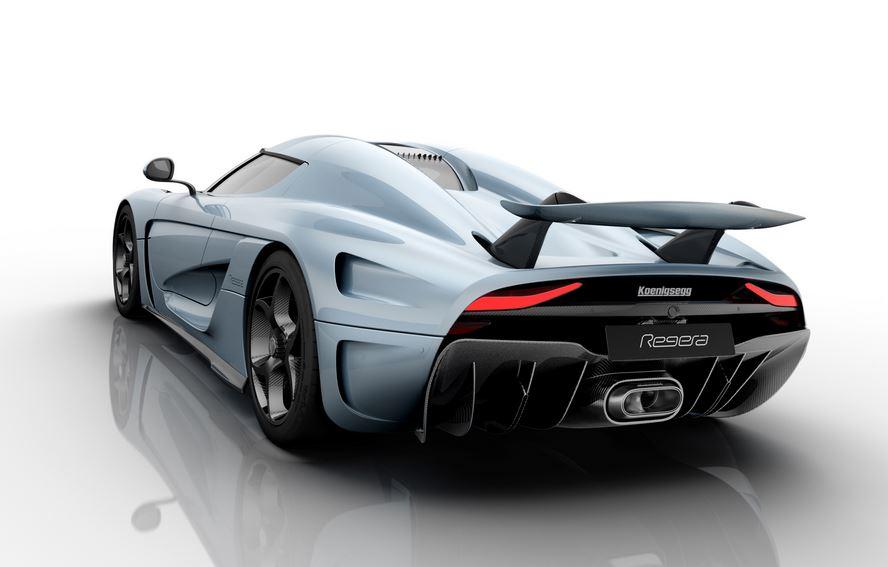 450 kg de carga aerodinámica a 250 km/h: Koenigsegg revoluciona la industria con el sofisticado alerón del Regera