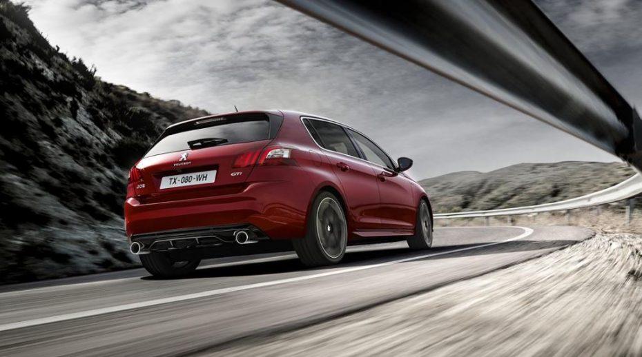 Oficial: Peugeot 308 GTi by Peugeot Sport, hasta 270 CV y con diferencial Torsen