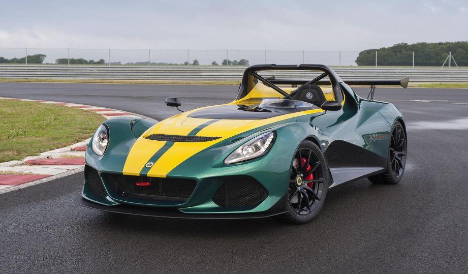 """Lotus 3-Eleven: El juguete de los """"niños grandes"""" ofrece una relación peso/potencia de 500 CV por tonelada"""