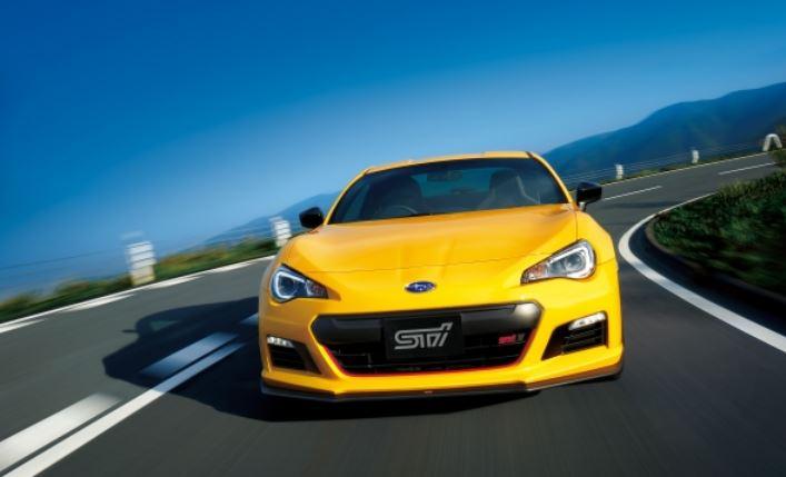 Subaru BRZ tS: Limitado a 300 unidades que no saldrán de Japón