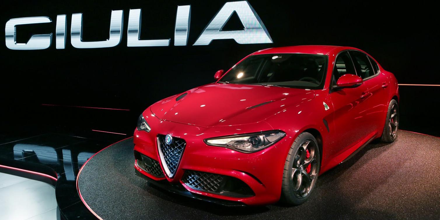 Saluda al nuevo Alfa Romeo Giulia: Hasta 510 CV y propulsión trasera para el italiano más sobrio del momento