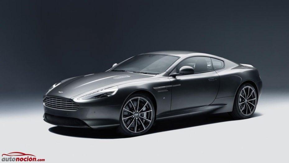 Aston Martin DB9 GT: el DB9 más picante se dejará ver en el Festival de Goodwood